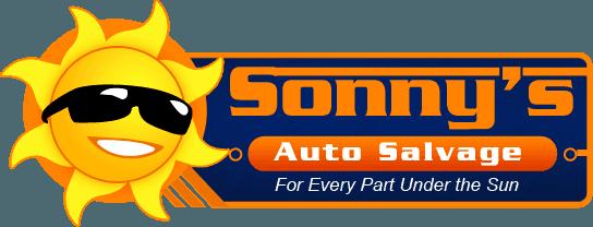 Sonny's Auto Salvage - Logo
