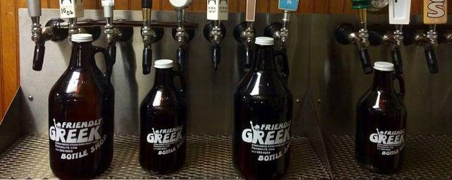 Friendly Greek Bottle Shop Blog | Lancaster, PA