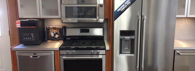 kitchen appliances ovens charleston il