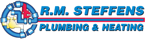 RM Steffens Plumbing & Heating Inc - Logo