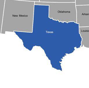 J & G's Welding LLC Service Area Map