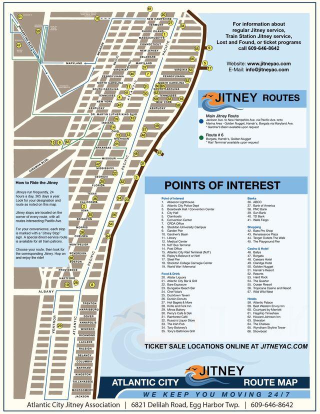 casino locations in atlantic city map
