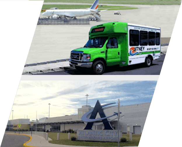 Shuttle Service | AC Airport Transport Egg Harbor Township