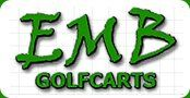 EMB Golf Carts - Logo