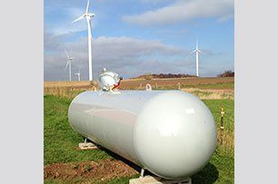 Propane Tank Options | Tank Leasing | New London, WI