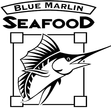 Blue Marlin Seafood Market - Logo