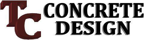 TC Concrete Designs - Logo