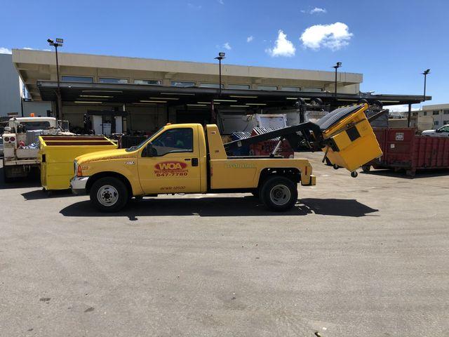 On-Road Diesel | Truck Loading | Honolulu, HI
