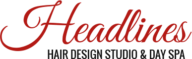 Headlines Hair Design Studio & Day Spa - Logo
