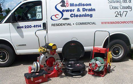 About Madison Sewer Amp Drain Cleaning Oregon Wi Plumbing