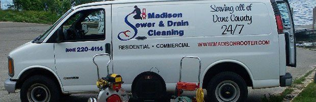 Commercial Sewer Services Drain Cleaning Oregon Wi