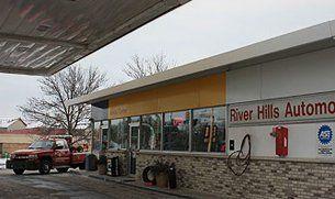 River Hills Automotive service shop