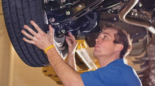 Brakes inspections