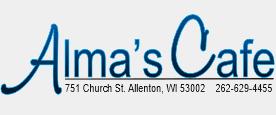 Alma's Café logo