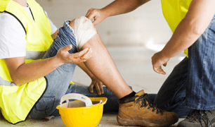 Construction-related injury