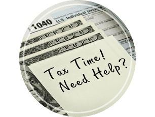tax time need help?