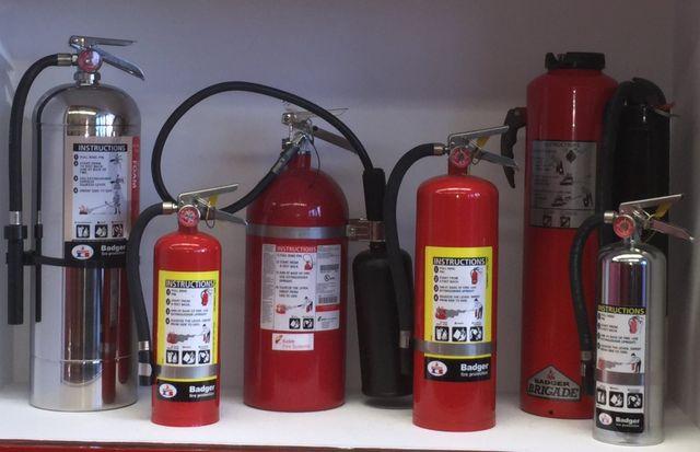 Ken-Mar Fire Extinguisher Co , Inc  Extinguishers East Northport