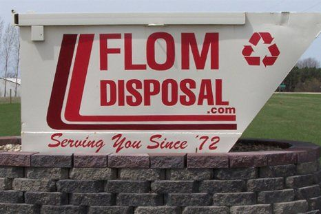 Flom Disposal