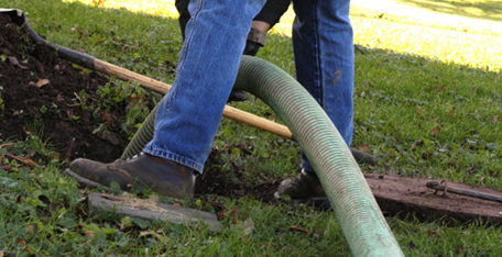Septic and Sewer Service