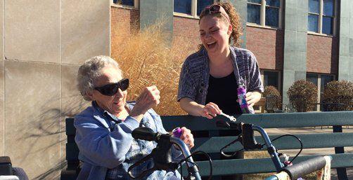 Compassionate senior living