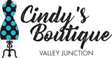 Cindy's Boutique - logo