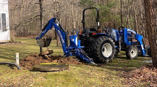 Septic Tank Cleaning | Drain Field Services | Lehighton, PA