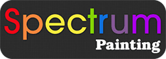 Spectrum Painting - logo