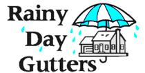 Rainy Day Gutters - Logo