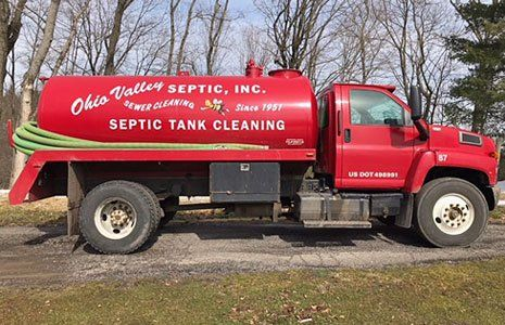 Ohio Valley Septic Inc | Septic Cleaning | Wellsburg, WV