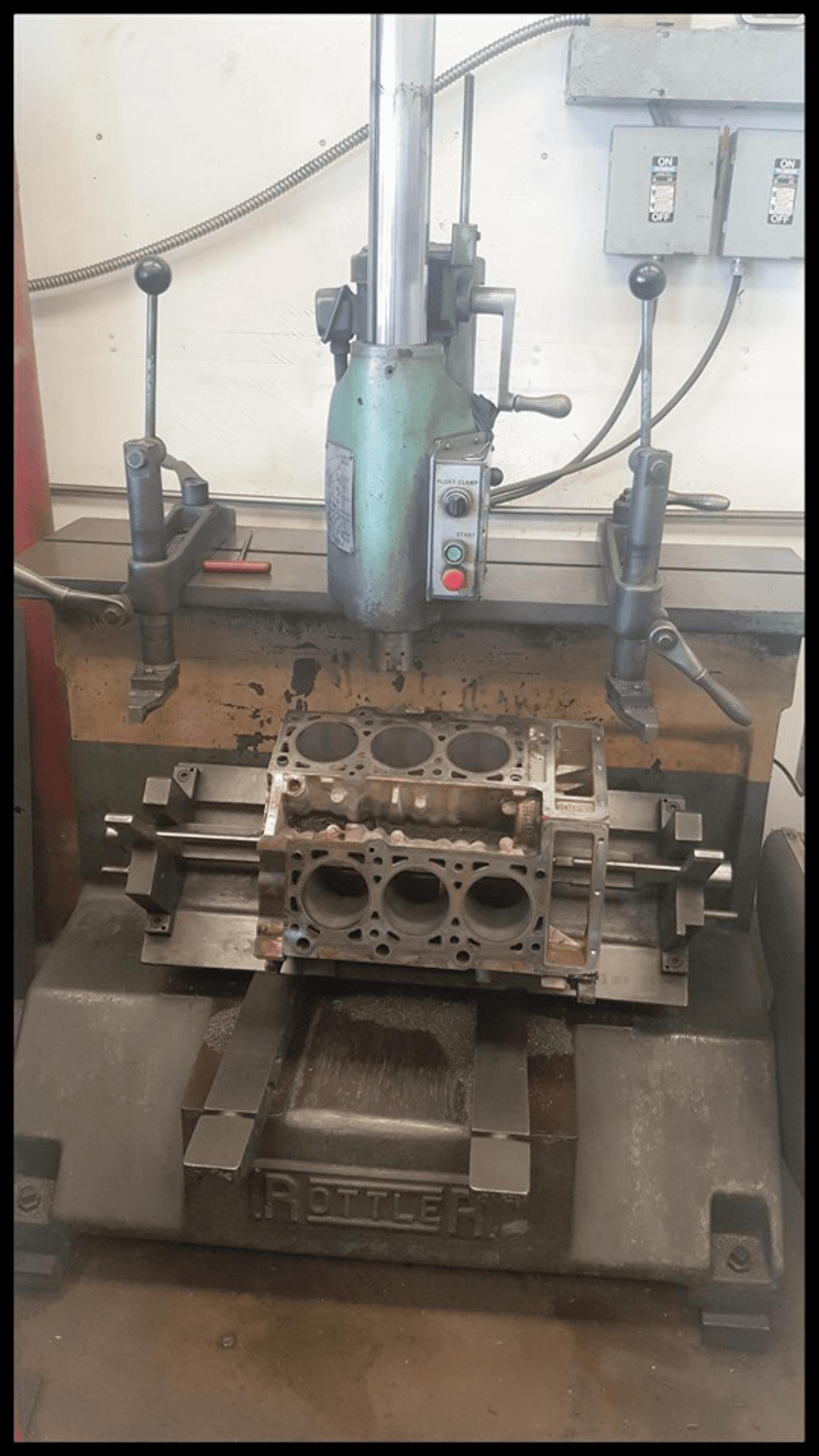 Cylinder Head Services | Valve Repair | Fontana, CA