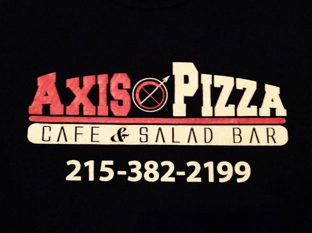 Axis Pizza | Restaurant | Philadelphia, PA