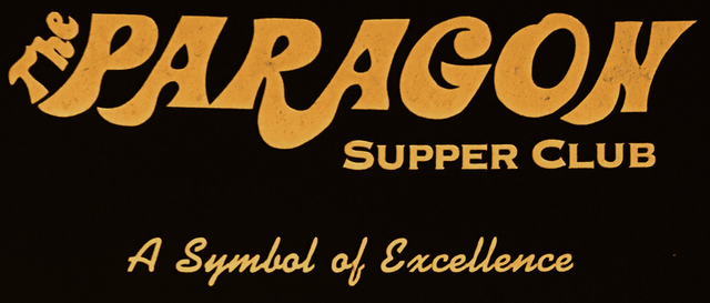 The Paragon Supper Club - Logo