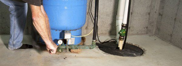 Sump Pump Repair   Ejector Pump Replacement   Montgomery IL