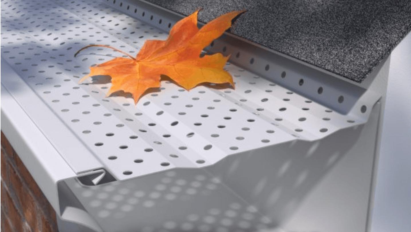 gutter leaf guard