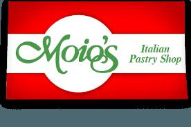 Moio's Italian Pastry Shop logo