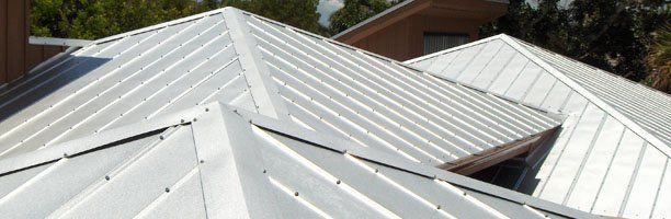 Our Company Is Proud To Offer Aluminum Standing Seam Roofing As Well As  Finished And Painted Galvalume Standing Seam Mill Roofing.