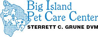 Big Island Pet Care Center - logo