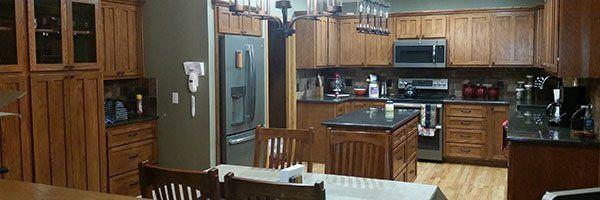 kitchen remodeling granite countertops blair ne