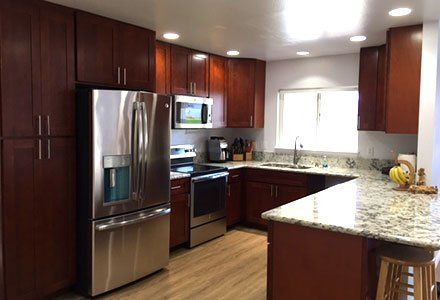 Best Maui Wood Cabinets, Granite Quartz Countertops & Sinks