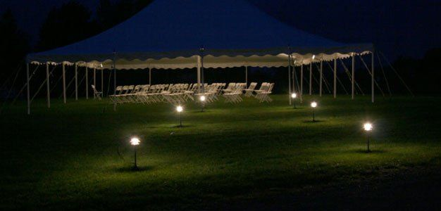 Party Lighting | Event Lighting | Brooklyn, MI