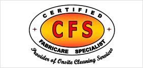 Certified Fabricare Specialist
