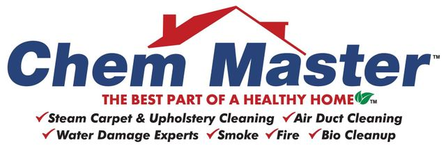 Chem Master Carpet Cleaning And Restoration  logo