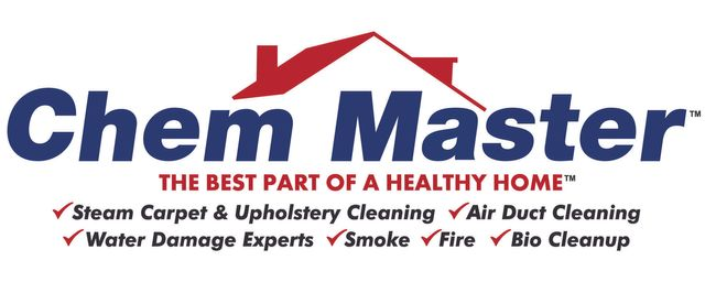 Chem Master Carpet Cleaning And Restoration — Logo