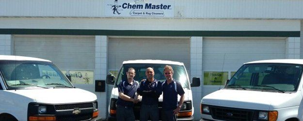 staff of Chem Master Carpet Cleaning And Restoration