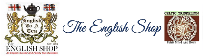 The English Shop Logo