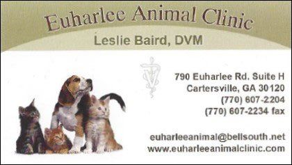 Euharlee Animal Clinic