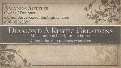 Diamond A Rustic Creations