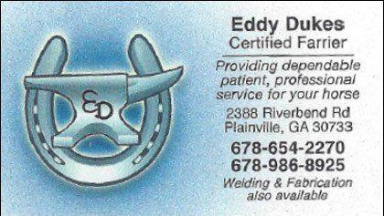 Eddy Dukes