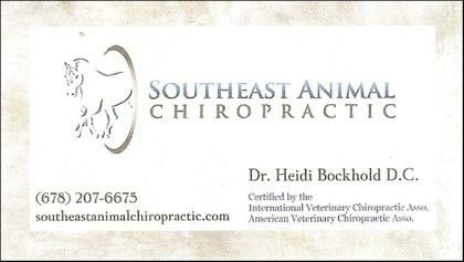 South East Animal Chiropractic