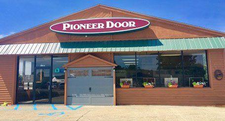 Pioneer Door
